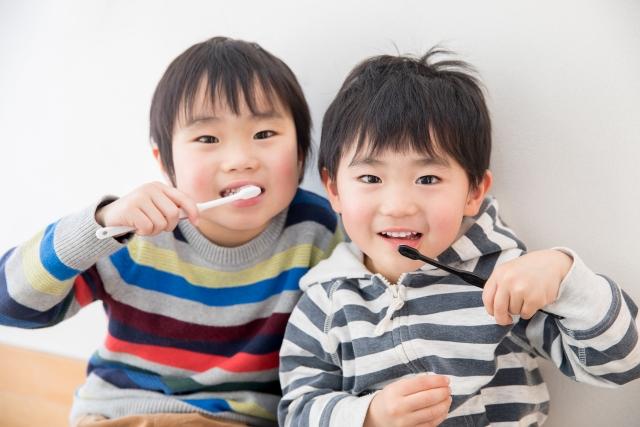 子どもにおすすめの歯磨き粉