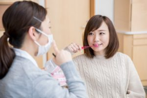 歯周病・歯槽膿漏の予防