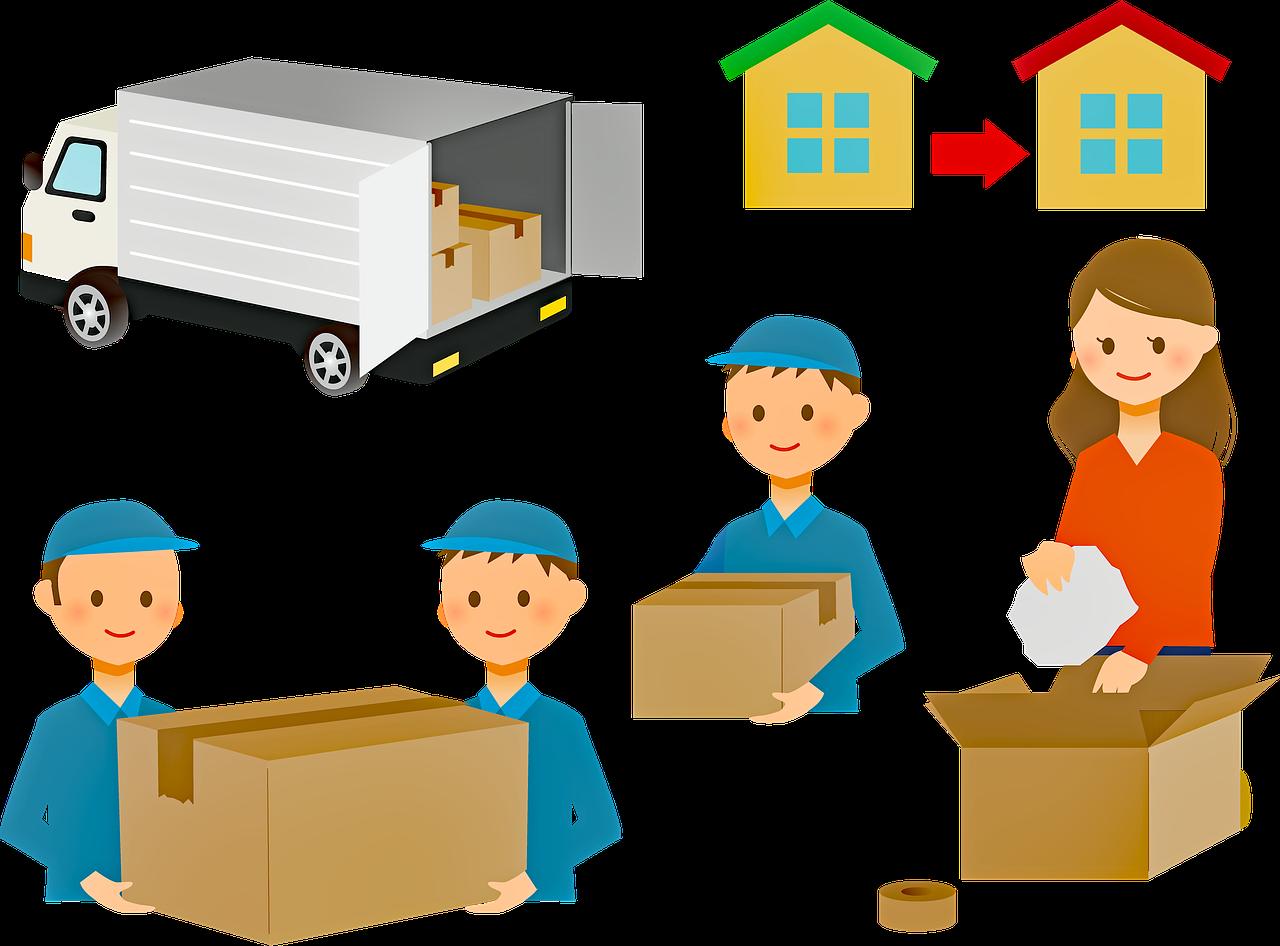 単身の引っ越し業者おすすめランキング8選【一人暮らしの男性女性必見】