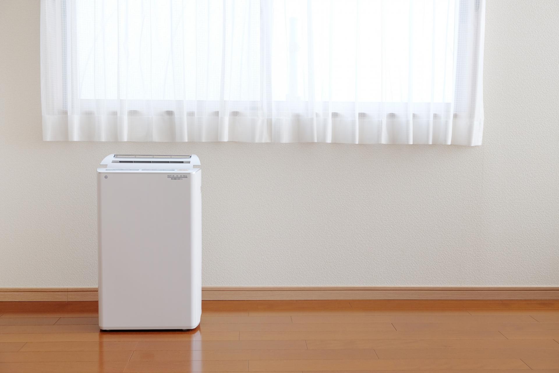 安くて便利!一人暮らし用の除湿器人気おすすめランキング7選