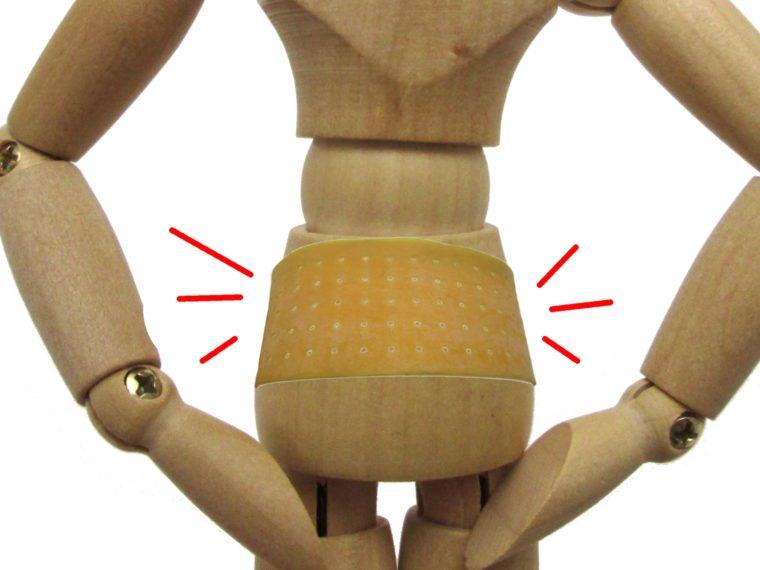 市販の腰痛コルセット/腰痛ベルトおすすめランキング3選
